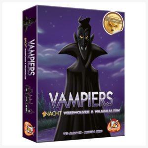 1 Nacht weerwolven en waaghalzen Vampiers