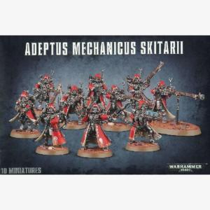 40K Adeptus Mechanicus Skitarii
