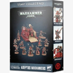 40K Adeptus Mechanicus Start Collecting