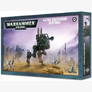 40K Astra Militarum Sentinel