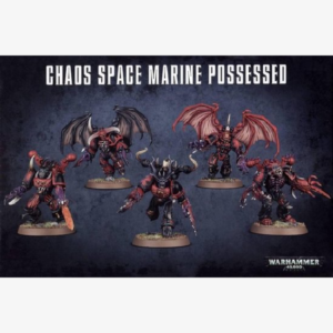 40K Chaos Space Marine Possessed