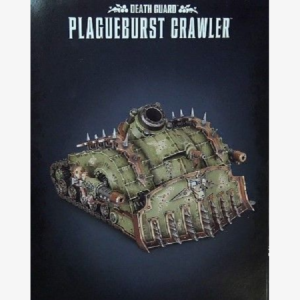 40K Chaos Space Marines Death Guard Plagueburst Crawler