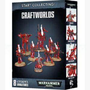 40K Craftworlds Start Collecting