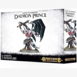 40K Daemons of Khorne Daemon Prince