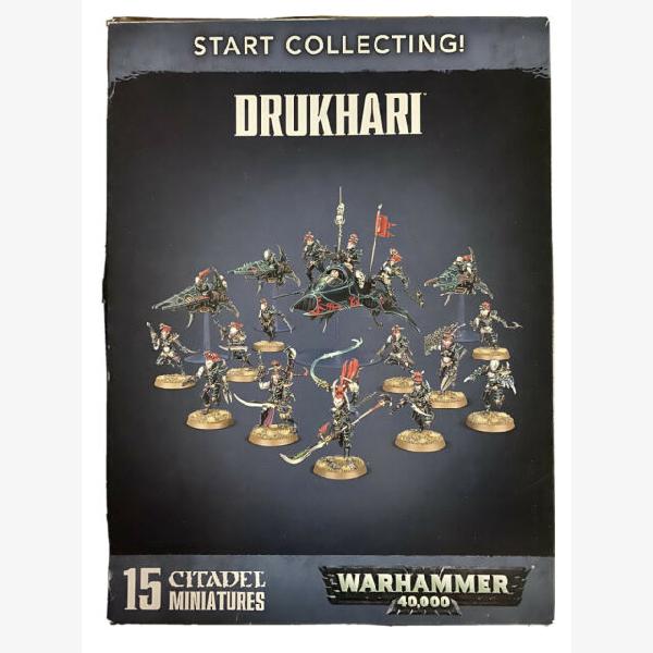 40K Drukhari Start Collecting
