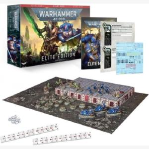 40K Elite Edition starter set Engelstalig
