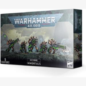 40K Necrons Immortals