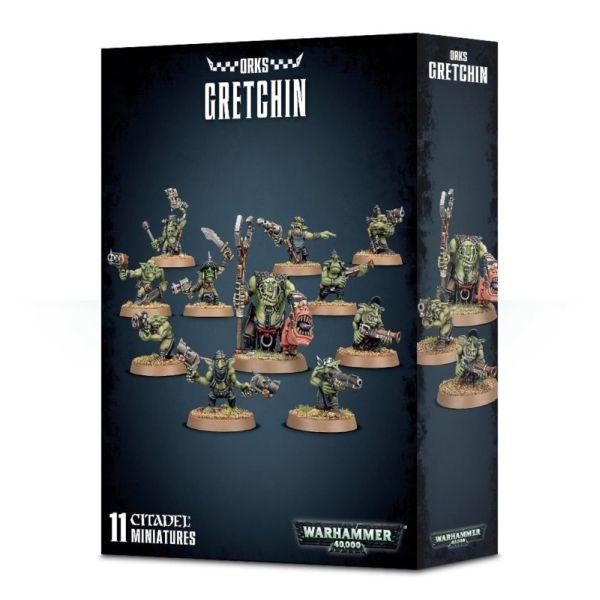 40K Orks Gretchin