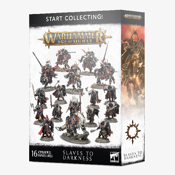 40K Slaves to Darkness Start Collecting
