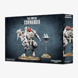40K Tau Empire Commander