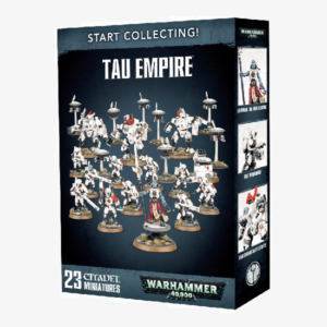40K Tau Empire Start Collecting