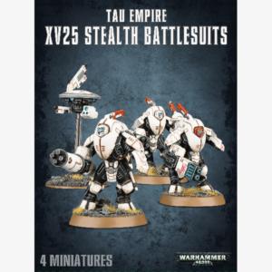 40K Tau Empire Tau XV25 Stealth Battlesuits