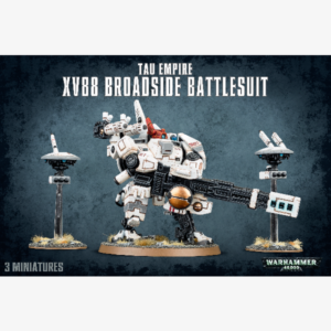 40K Tau Empire XV88 Broadside Battlesuit