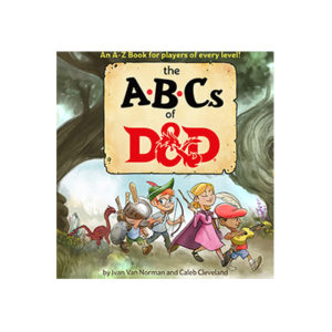 ABC's of &D Learn to read Children's Book Engelstalig