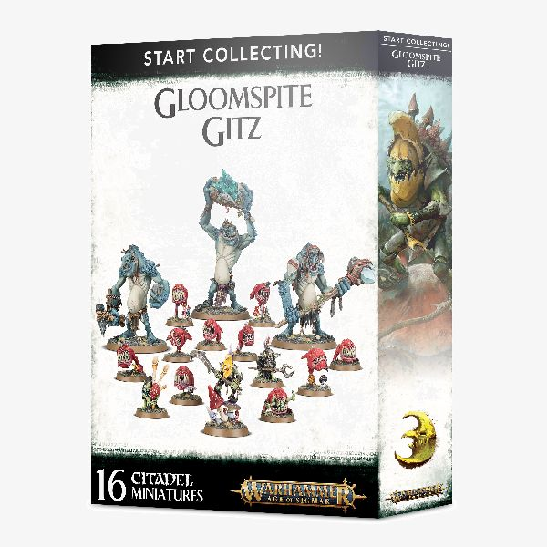 Age of Sigmar Gloomspite Gitz Start Collecting