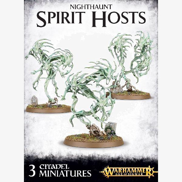 Age of Sigmar Nighthaunt Spirit host