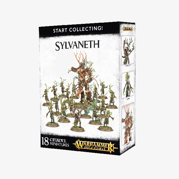 Age of Sigmar Sylvaneth Start Collecting