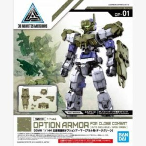 Alto Exclusive Option Armor: Close Combat 30mm Option 1:144 scale model Dark Green