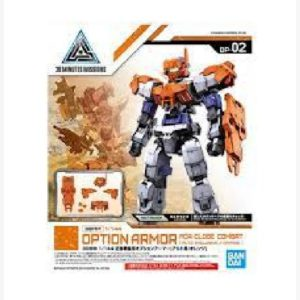 Alto Exclusive Option Armor: Close Combat 30mm Option 1:144 scale model Orange