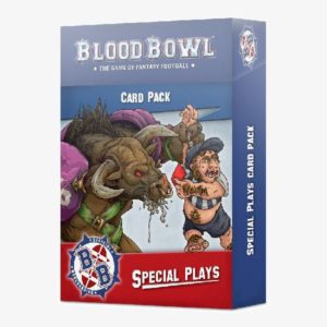 Bloodbowl Card Pack Special Plays
