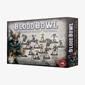 Bloodbowl Champions of Death Team