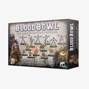 Bloodbowl Middenheim Maulers Team