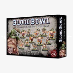Bloodbowl Nurgle's Rotters Team