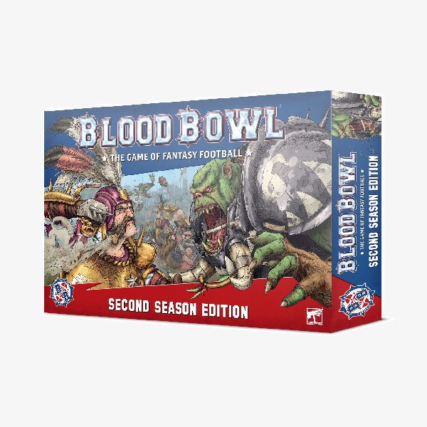 Bloodbowl Starter box Second Season Engelstalig