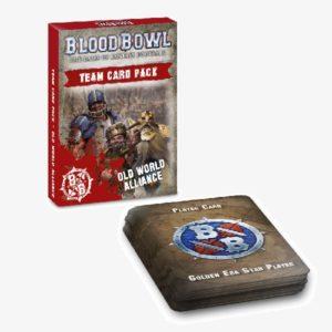 Bloodbowl Team Card Pack Old World Alliance