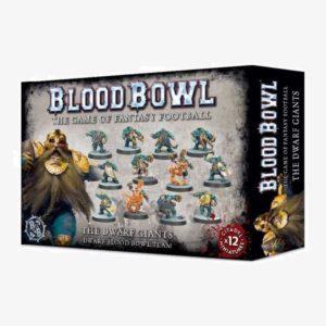 Bloodbowl The Dwarf Giants Team