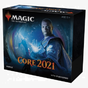 Bundle Core 2021 / M21 Engelstalig