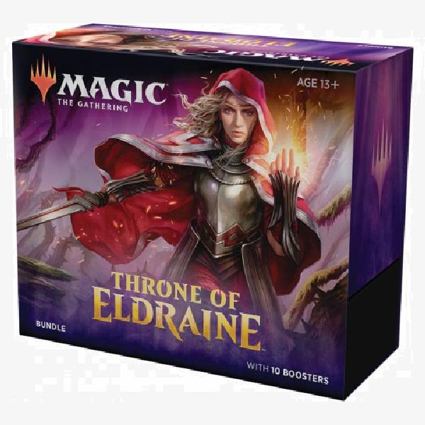 Bundle Throne of Eldraine Engelstalig