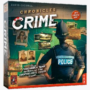 Chronicles of Crime Nederlandstalig