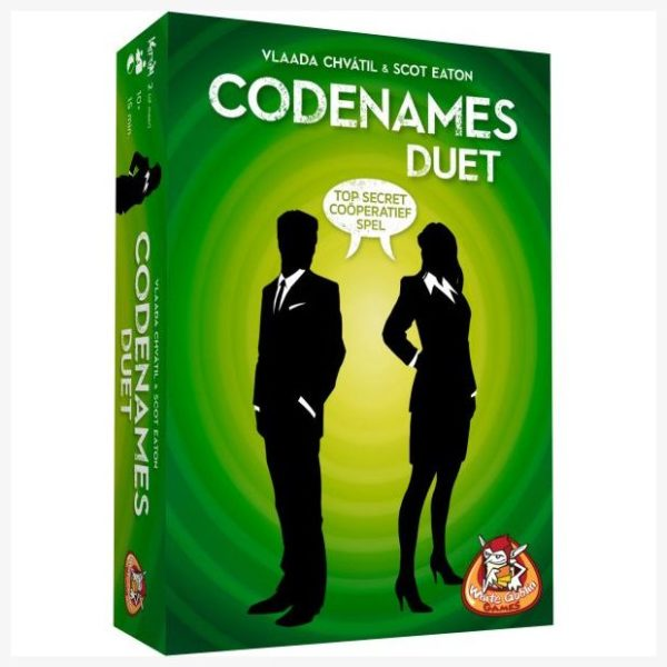Codenames Duet Nederlandstalig