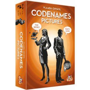 Codenames Pictures Nederlandstalig