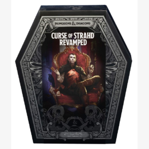 Curse of Strahd revamped Engelstalig