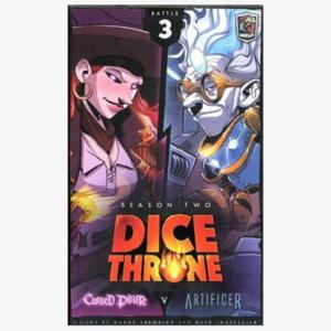 Dice Throne Season 2 Box 3, Artificer vs. Cursed Pirate Engelstalig