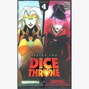 Dice Throne Season 2 Box 4, Seraph vs. Vampire Lord