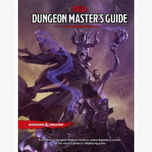 Dungeon Masters Guide (DMG) Engelstalig