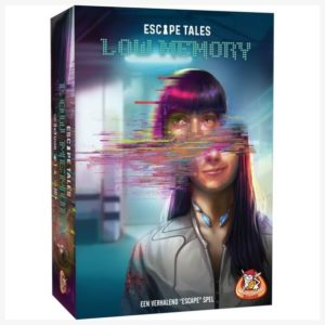 Escape Tales Low memory NL
