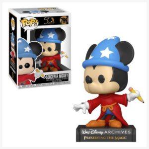 Funko Disney Sorcerer Mickey 799