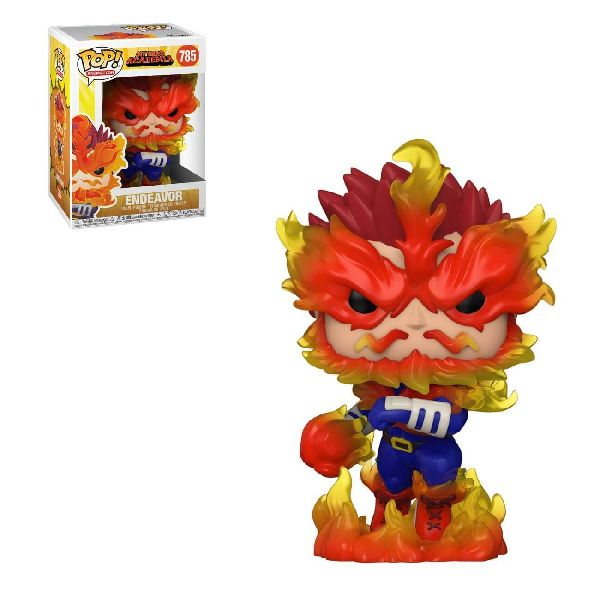 Funko POP Anime Endeavor (my hero academia) 785