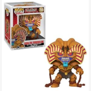 Funko POP Anime Exodia the forbidden one oversized 755
