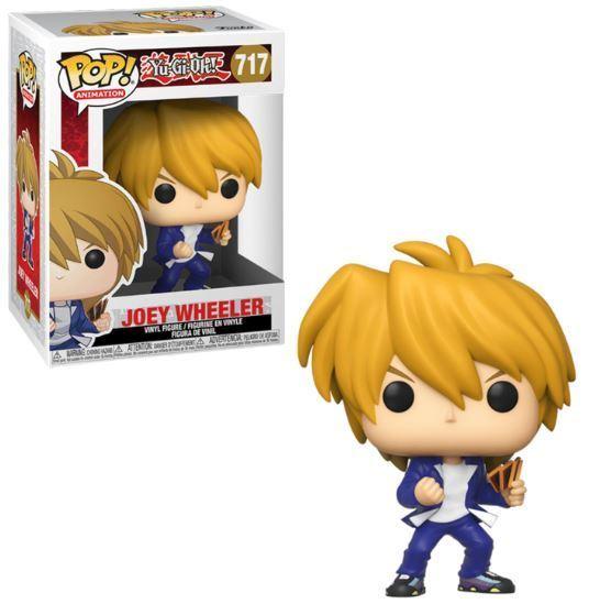 Funko POP Anime Joey Wheeler (Yu-Gi-Oh) 717