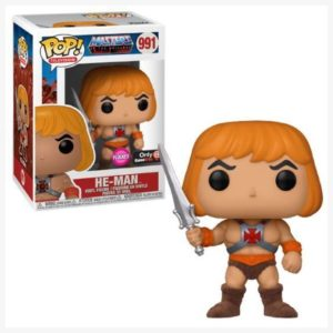 Funko POP Cartoon He-Man (masters of the Universe) 991