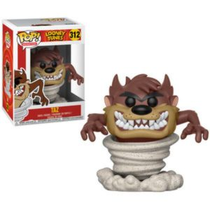 Funko POP Cartoon Tornado Taz 312