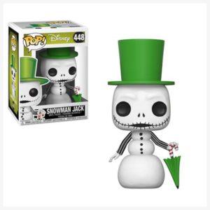 Funko POP Disney Snowman Jack 448