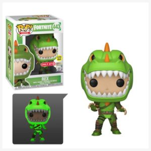 Funko POP Fortnite Rex Glow in the Dark 443