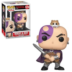 Funko POP Games Minsc and Boo 574