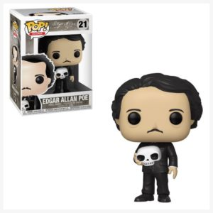 Funko POP Icons Edgar Allen Poe 21